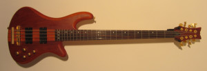 Schecter Stiletto Studio 8 (2008)